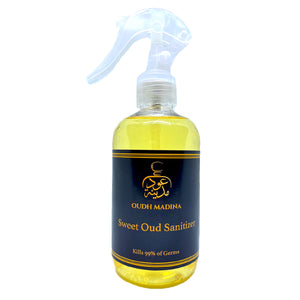 SWEET OUD SANITIZER SPRAY 250ML