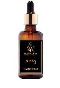 ATEEQ HUMIDIFIER OIL