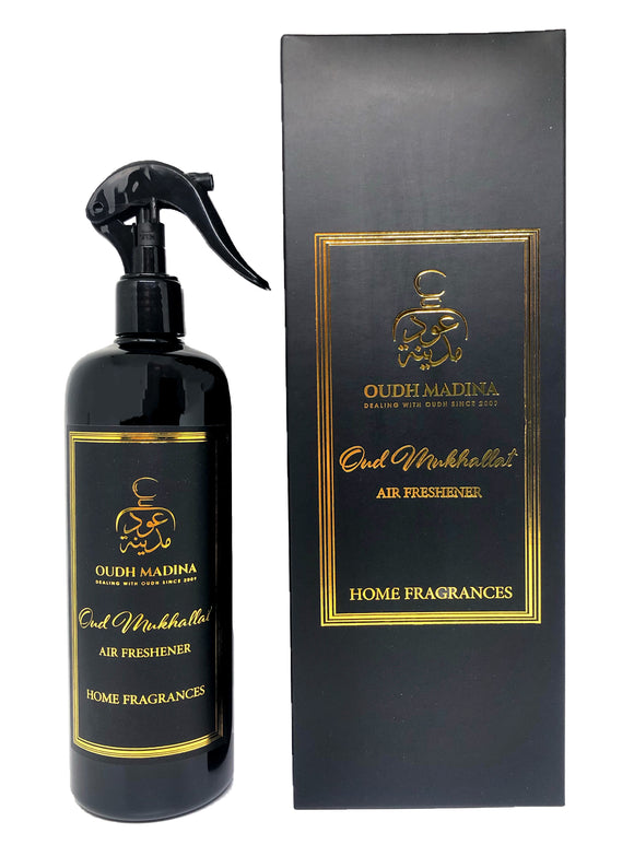 OUD MUKHALLAT AIR FRESHENER 500ML