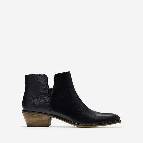 Women's Abbot Bootie Black