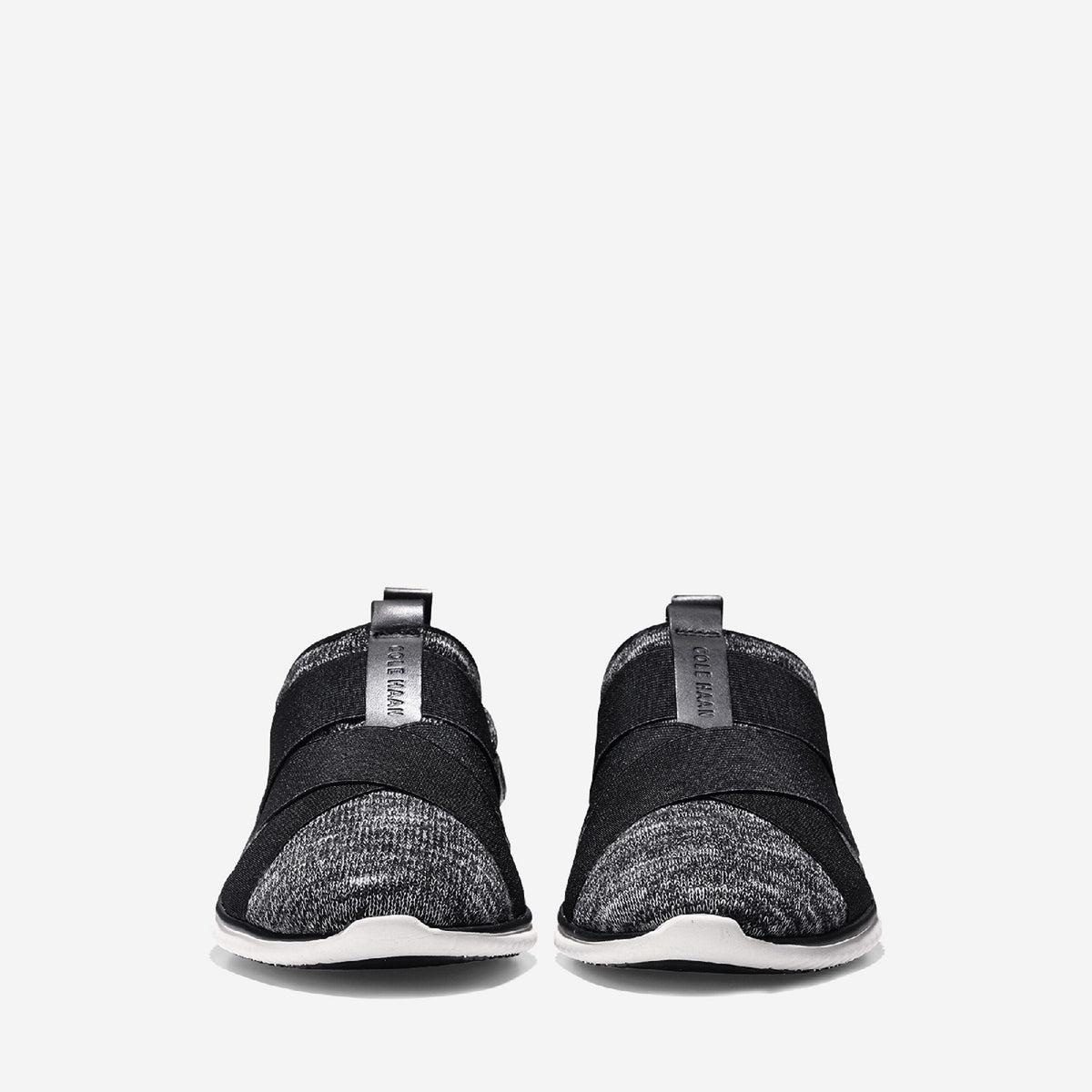 Women's Studiogrand Sport Knit Slip On Trainer Black/Ivory
