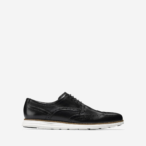 Men's ØriginalGrand Wingtip Oxford Black/White