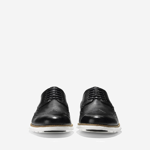 Men's Original Grand Wingtip Oxford Shoe Black/White