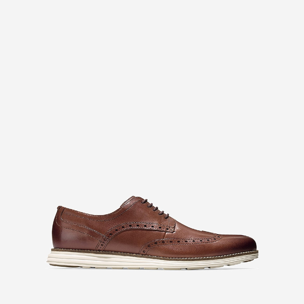 Men's ØriginalGrand Wingtip Oxford Wood/Ivory