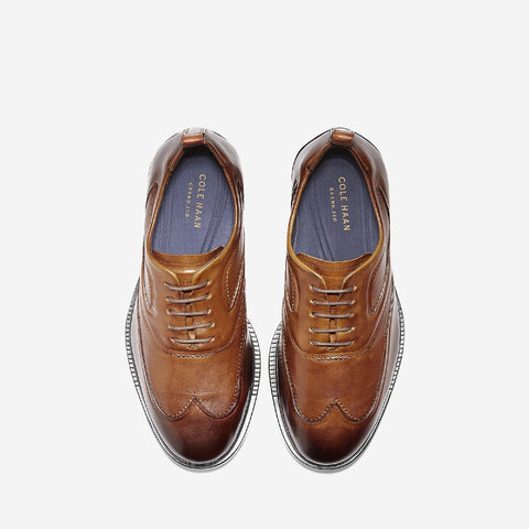 Men's Washington Grand 2.0 Oxford Shoe British Tan