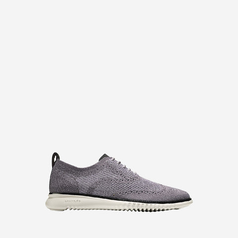 Men's 2.ZERØGRAND Stitchlite Oxford Ironstone Grey