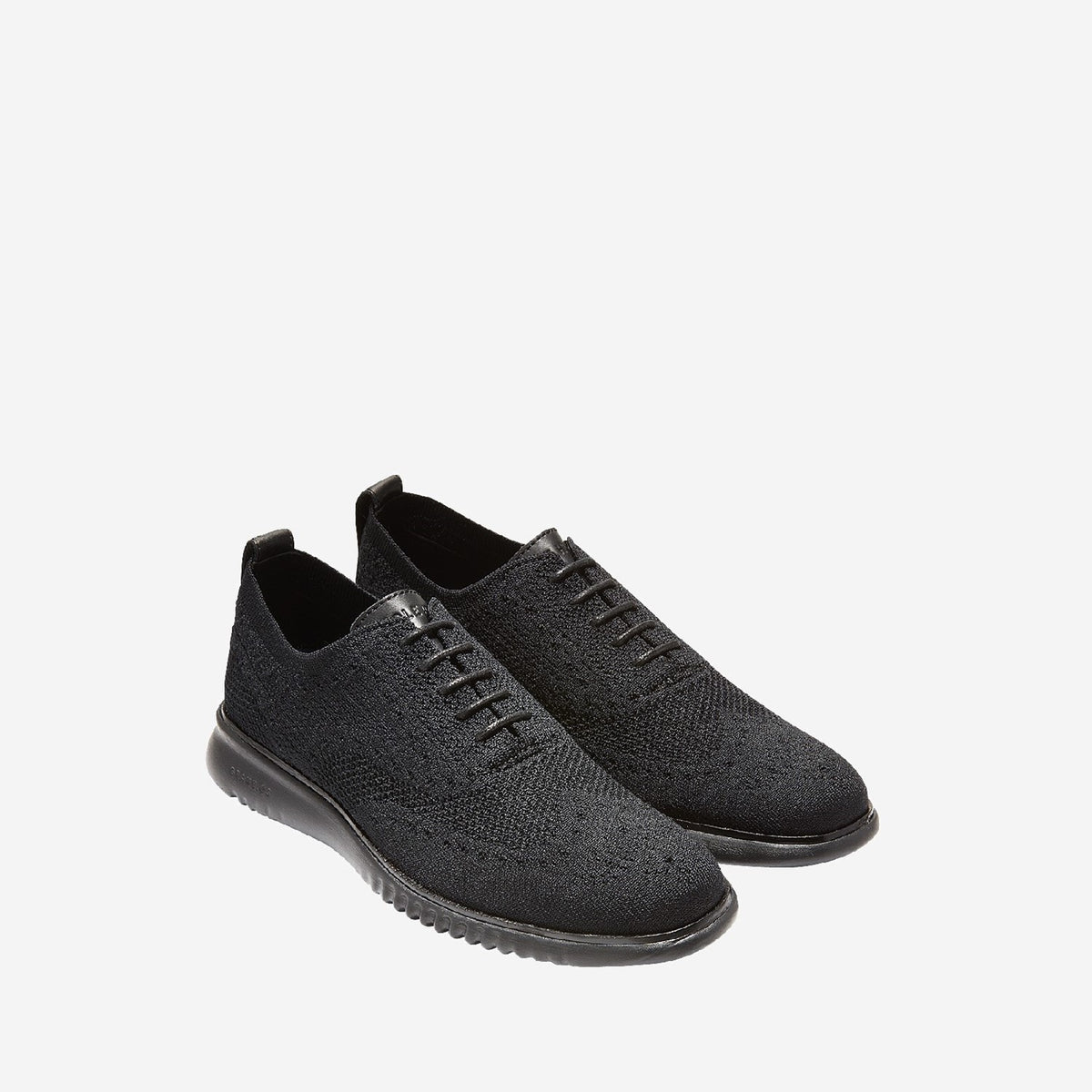 Men's 2.ZERØGRAND Stitchlite Oxford Black/Black