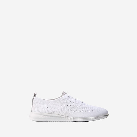 Women's 2.ZERØGRAND Stitchlite Oxford Optic White