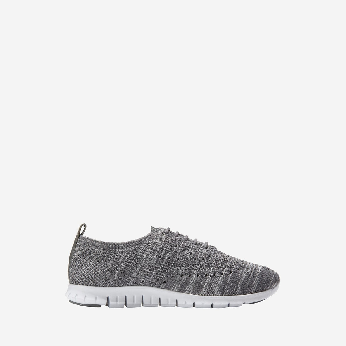 Women's ZERØGRAND Stitchlite Oxford Glacier Grey