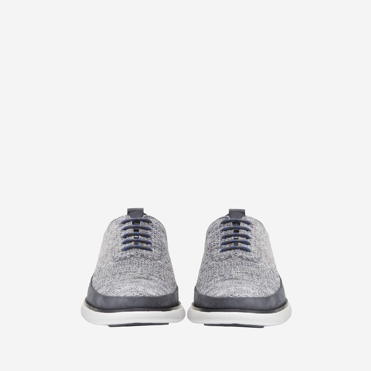 Men's 2.ZERØGRAND Stitchlite Oxford Blue/Sleet