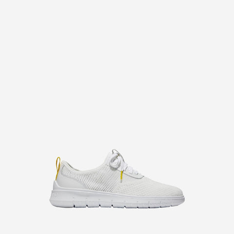 Men's Generation ZERØGRAND Stitchlite Trainer Optic White