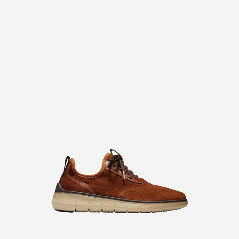 Men's Generation ZERØGRAND Trainer Bourbon/Taupe