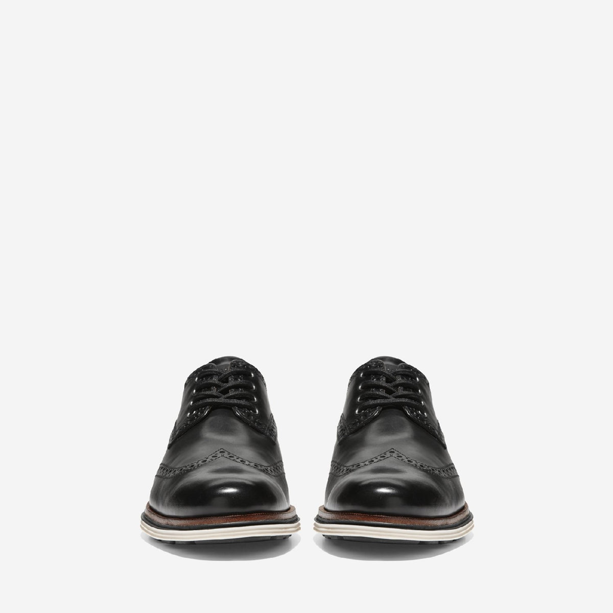 Men's ØriginalGrand Luxury Wingtip Oxford Black