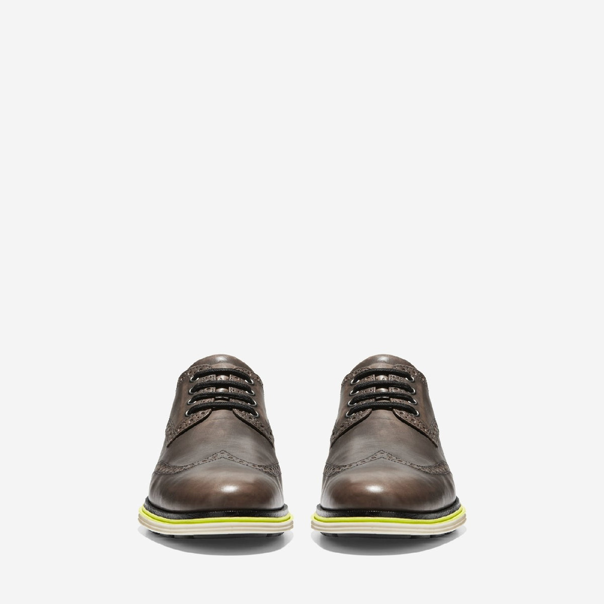 Men's ØriginalGrand Luxury Wingtip Oxford Grey