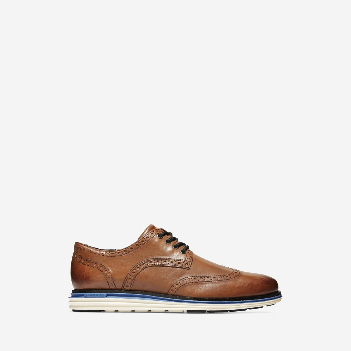 Men's ØriginalGrand Luxury Wingtip Oxford Safari Leather/Ivory