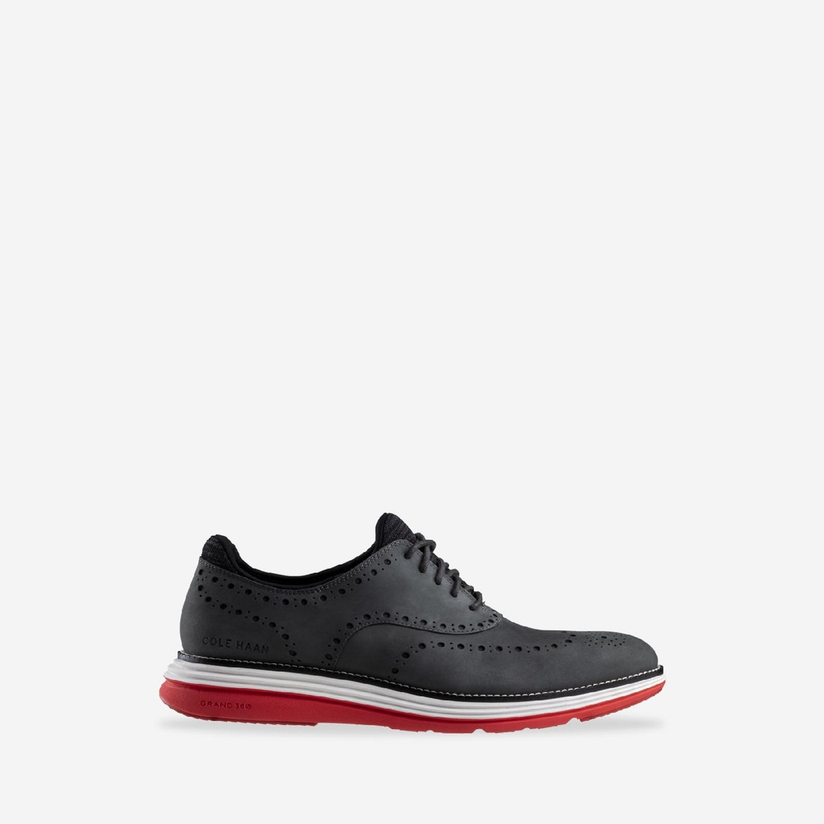 Men's ØriginalGrand Ultra Wingtip Oxford Grey