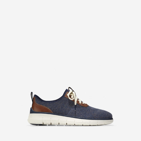 Men's Generation ZERØGRAND Stitchlite Trainer Maritime Blue