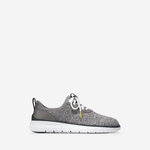 Men's Generation ZERØGRAND Stitchlite Trainer Grey Knit