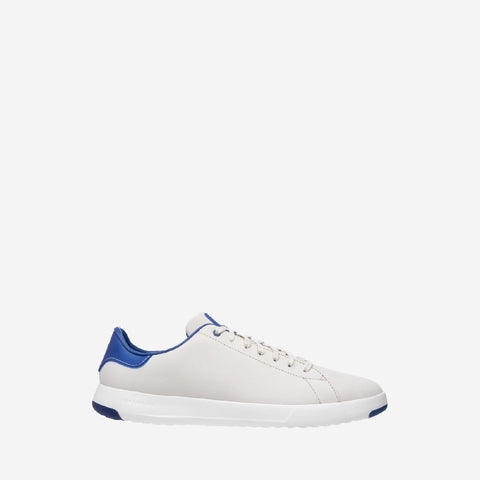 Men's GrandPrø Tennis Trainer White/Blue