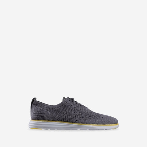 Men's ØriginalGrand Stitchlite Wingtip Oxford Quiet Shade Grey