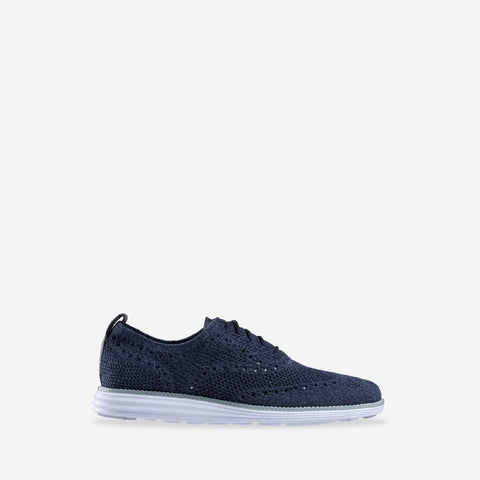 Men's ØriginalGrand Stitchlite Wingtip Oxford Navy Ink/True Blue