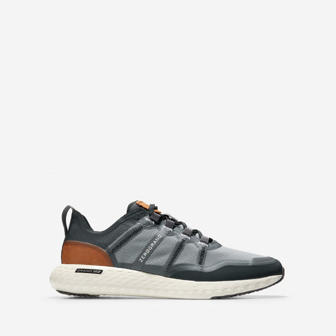 Men's ZERØGRAND Outpace Runner Black/British Tan