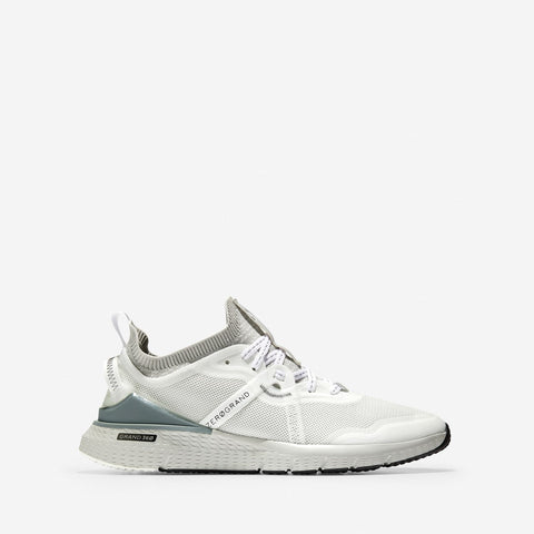 Men's ZERØGRAND Overtake Runner Optic White