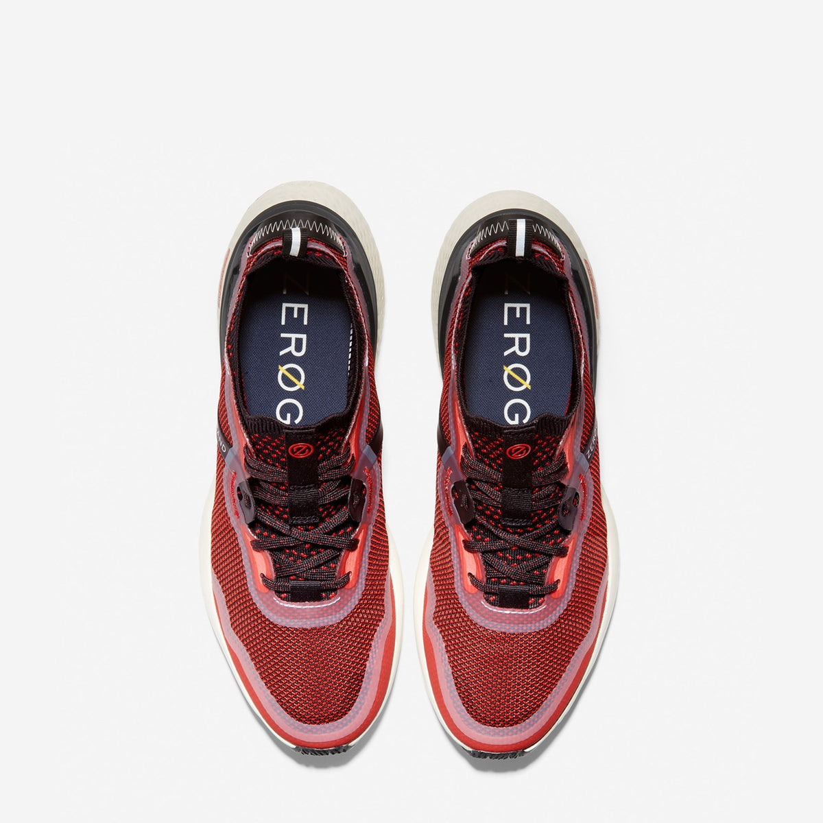 Men's ZERØGRAND Overtake Runner Red