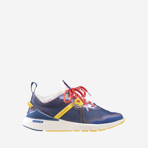 Women's ZERØGRAND Overtake Runner Optic White/True Blue
