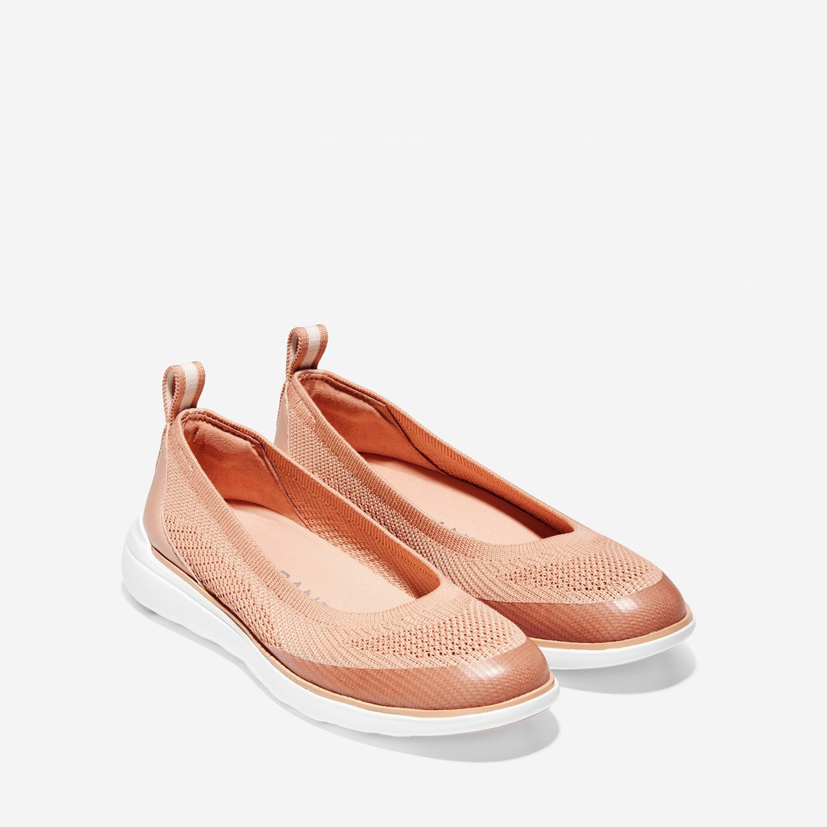 Women's ZERØGRAND Global Ballet Mahogany Rose