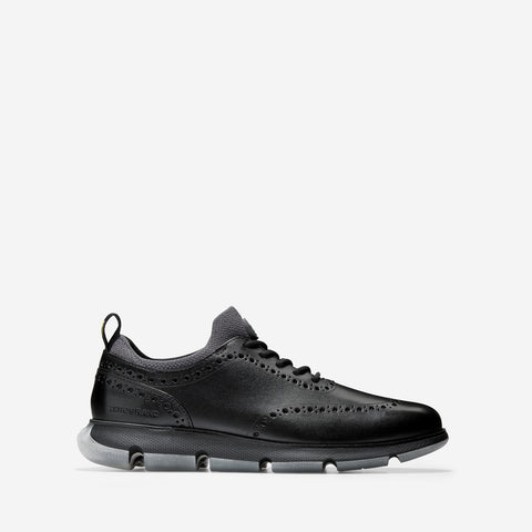 Men's 4.ZERØGRAND Oxford Black/Black