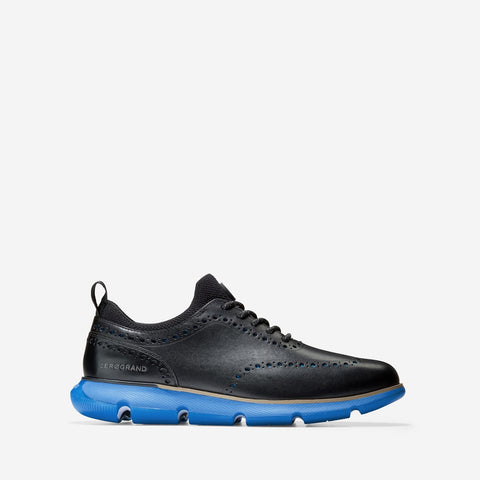 Men's 4.ZERØGRAND Oxford Black/Electric Blue Lemonade