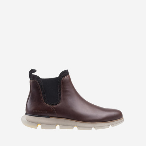 Men's 4.ZERØGRAND Chelsea WP Boots Earthen/Hawthorne