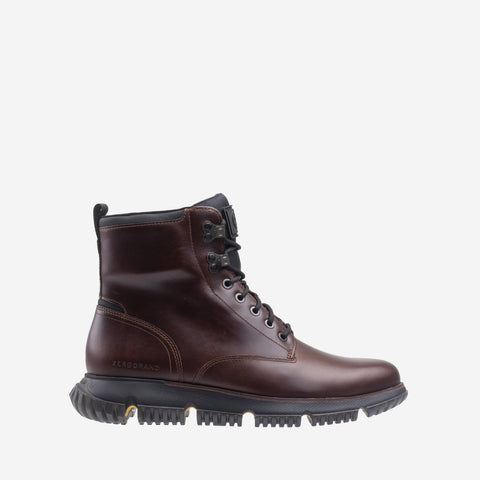 Men's 4.ZERØGRAND City Boot WP Boots Earthen/Black