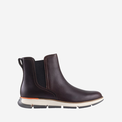 Women's 4.ZERØGRAND Chelsea Boot Chestnut