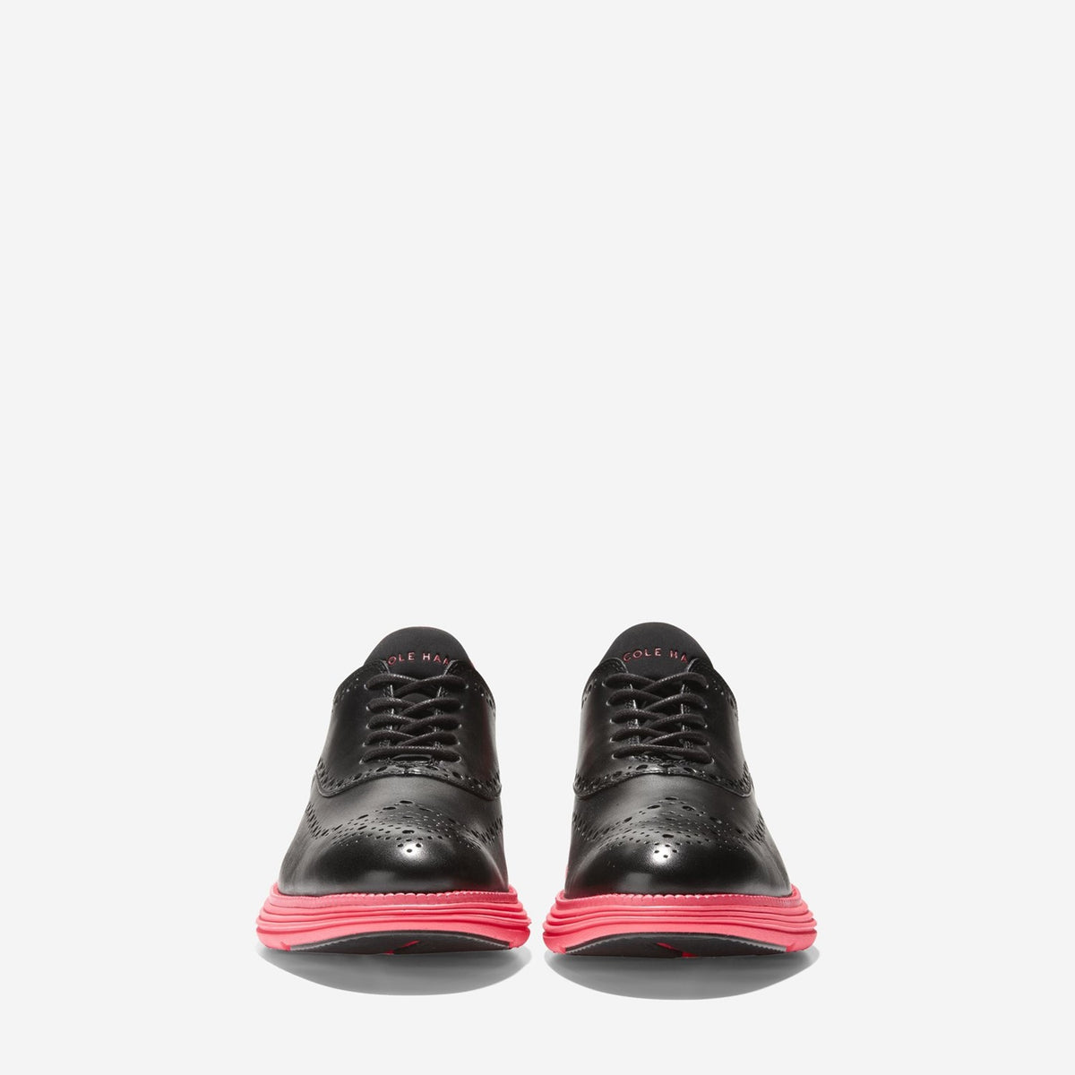 Men's STAPLE ØriginalGrand Ultra Wingtip Oxford Black/Pink