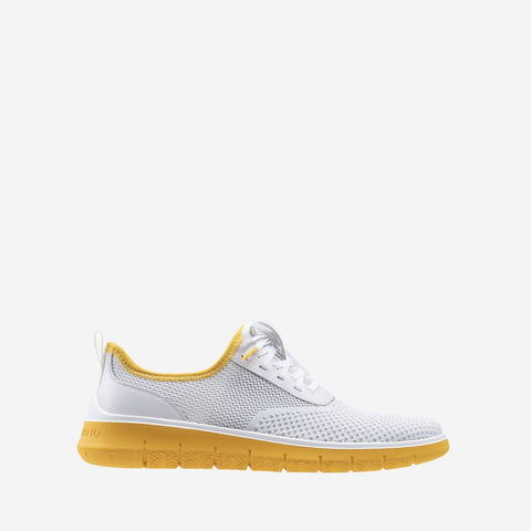 Men's Slack Generation ZERØGRAND White/Yellow