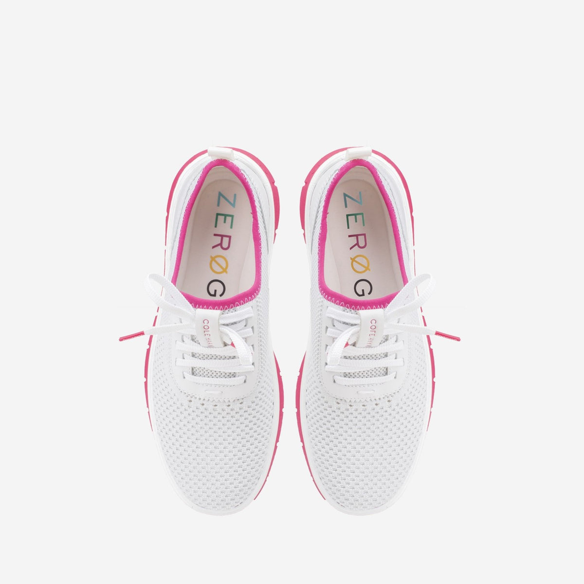 Women's Slack Generation ZERØGRAND White/Pink