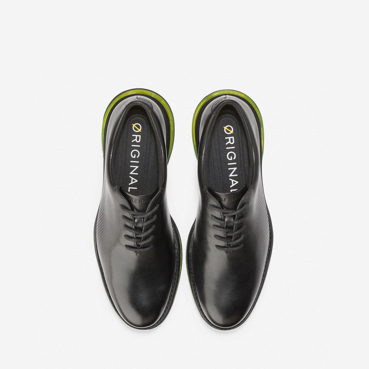 Men's ØriginalGrand Energy Twin Oxford Black/Yellow