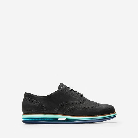 Women's ØriginalGrand Energy Twin Oxford Black/Blue