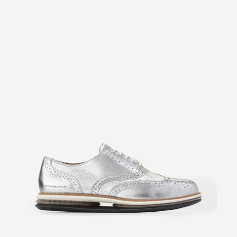 Women's ØriginalGrand Energy Twin Oxford Silver