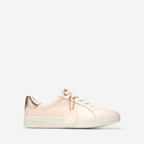 Women's GrandPrø Tennis Finalist Trainer Light Pink/Metallic