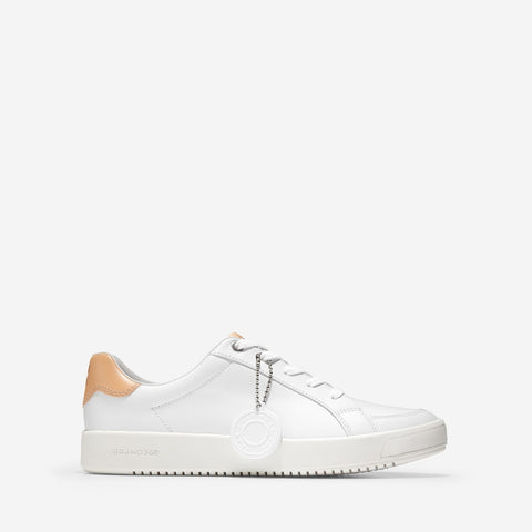 Women's GrandPrø Tennis Finalist Trainer White