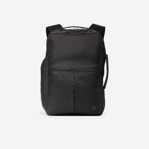 Men's ZERØGRAND Slim Convertible Backpack Black