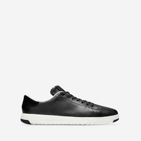 Women's GrandPrø Tennis Trainer Black/Optic White