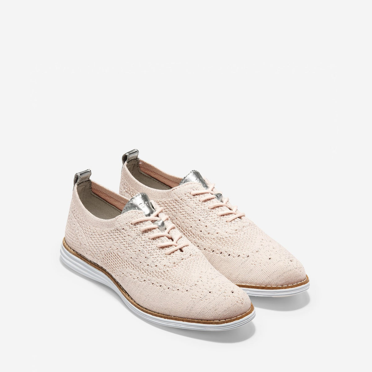 Women's ØriginalGrand Stitchlite Wingtip Oxford Pink