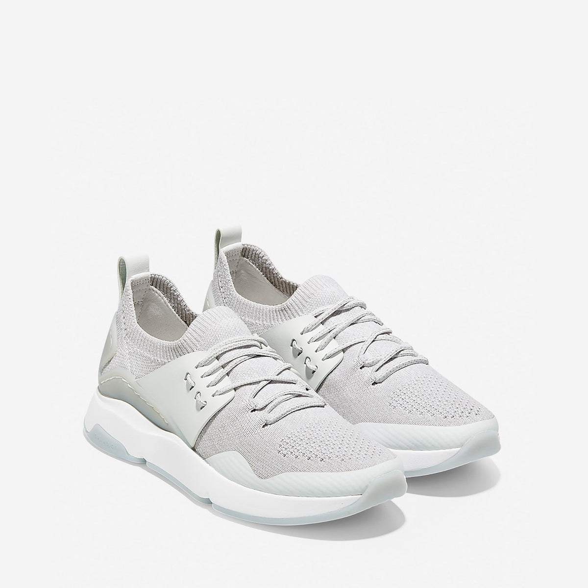 Women's ZERØGRAND All-Day Trainer Optic/Glacier/Opt Leather/Opt