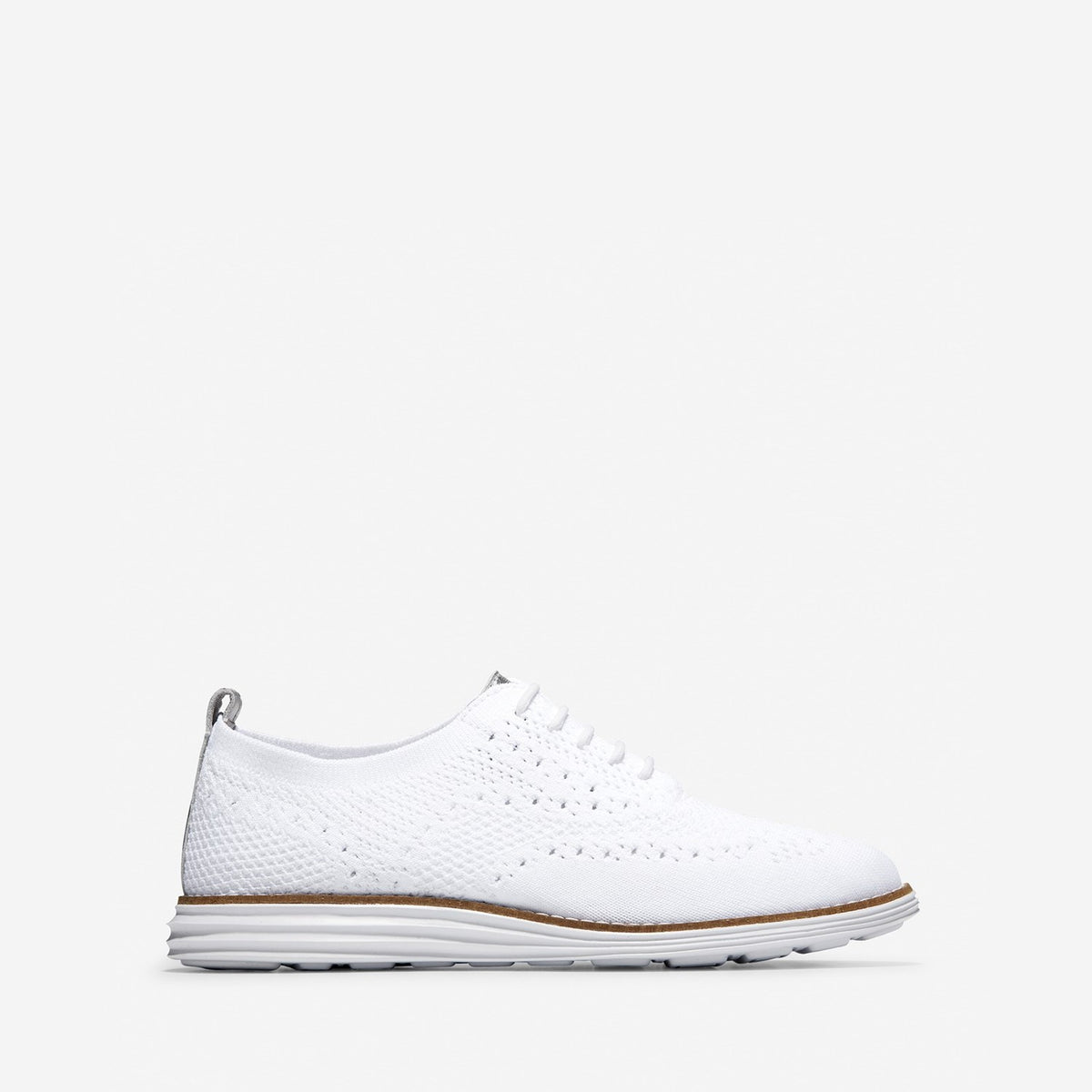 Women's ØriginalGrand Stitchlite Wingtip Oxford Optic White