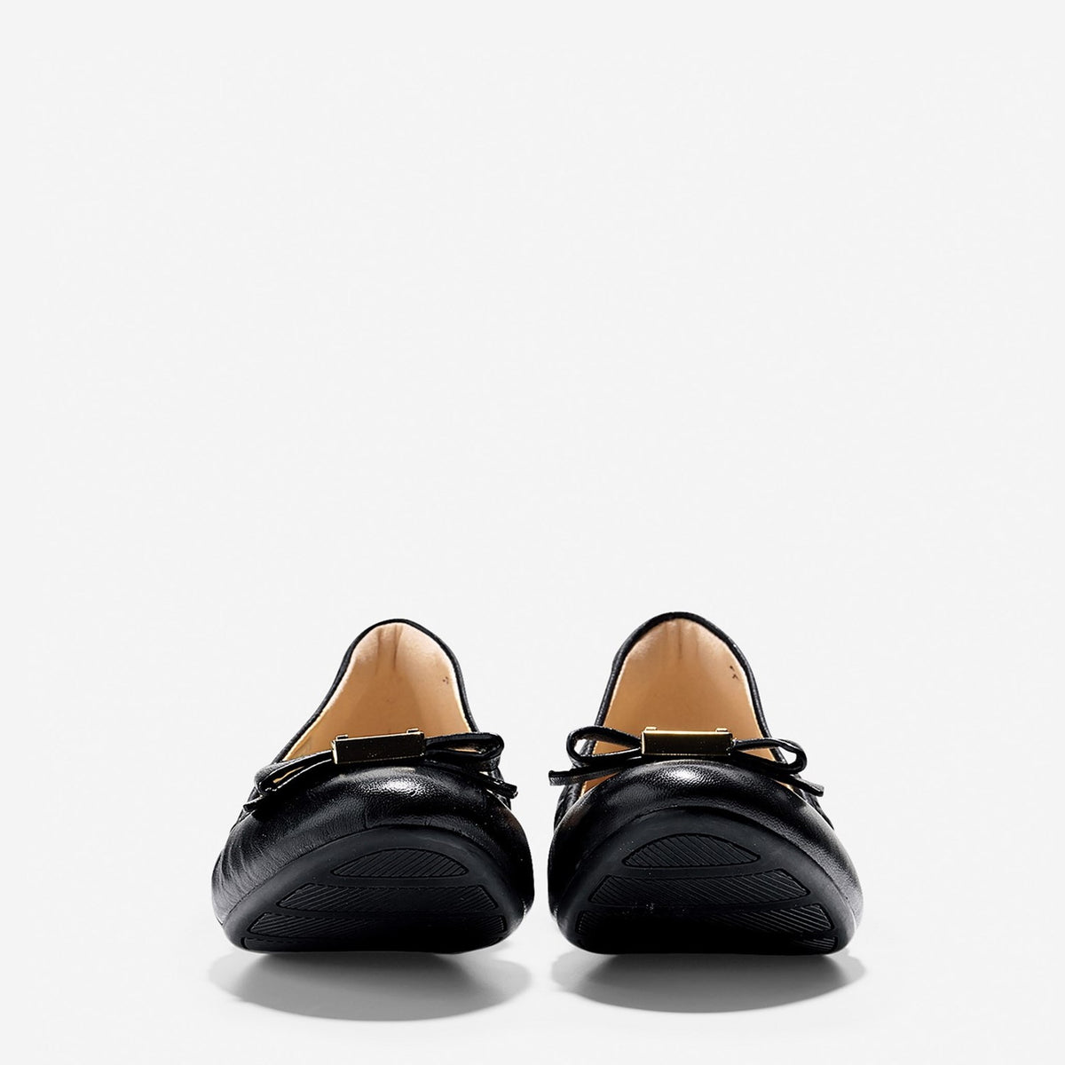 Women's Tali Bow Ballet Shoe Black