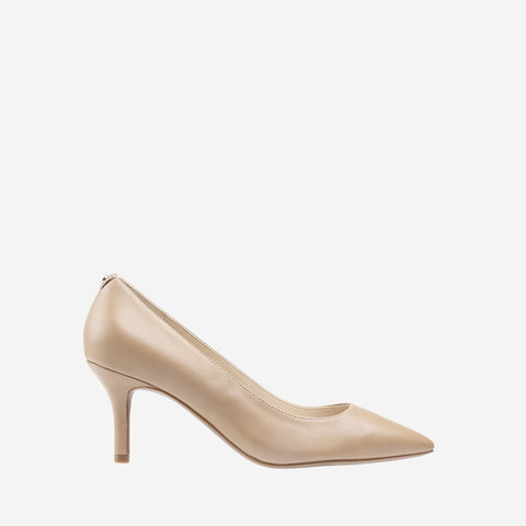 Women's Go-to Stiletto Pump Beige